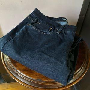 Joe's Jeans dark navy straight leg NWOT size 27